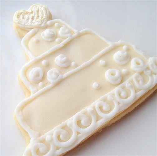 Diy Wedding Cookie Tables: 25+ Cute Cookie Table Ideas On Pinterest