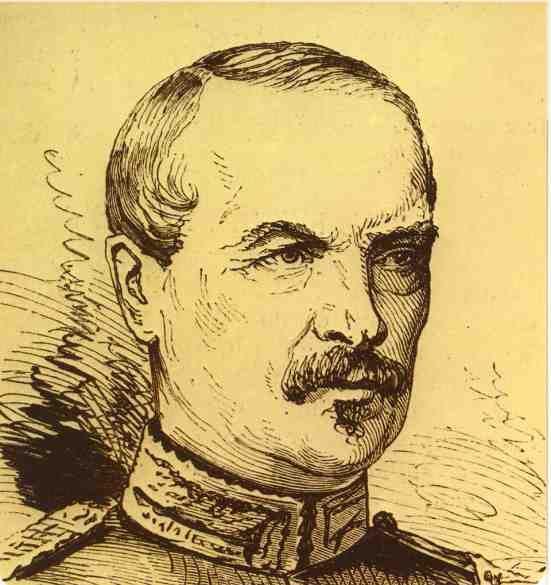 eneral de división Charles Auguste Frossard