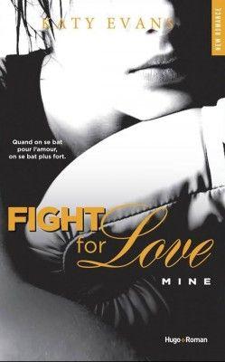 Couverture de Fight for Love, Tome 2