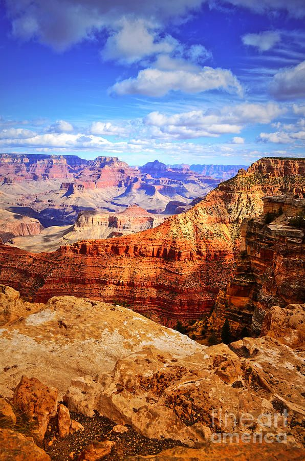 The Grand Canyon, i have already been here before but i loved every second of it and want to go back.