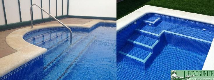 Construccion piscinas31 ideas para picinas escaleras for Escalera piscina