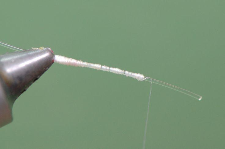Damselfly- by Fredrick Hannie | | Hatches Fly Tying Magazine
