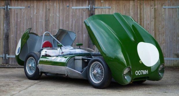 The Ex – Works, Graham Hill, David Piper 1958 Lotus 15 For Sale at William I'Anson Ltd