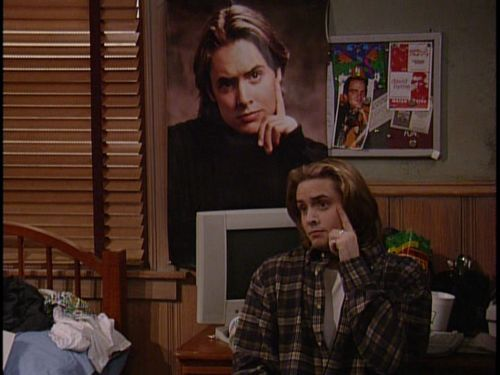 Will Friedle aka Eric Matthews...forever one of my favorite tv characters