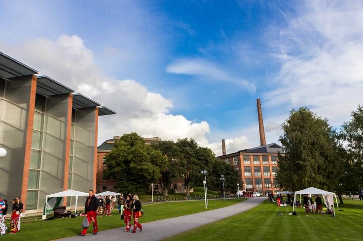 Tritonia + Fabriikki, University of Vaasa