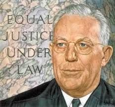 earl warren he was the Chief Justice. In 1965 he made the decision of establishing the right of privacy .