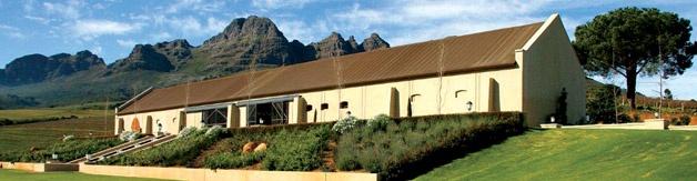 Ernie Els Wine Farm