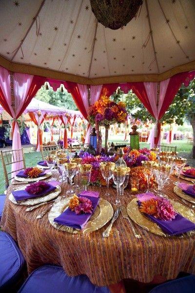 African Wedding Reception Gallery | VibrantBride.com