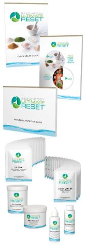 """Beachbody Ultimate Reset    Increase energy, lose weight, and lower your cholesterol in 21 days. In just 3 weeks, the Beachbody Ultimate Reset™ will help your body get rid of the toxins you've been taking in for decades. This gentle, no-starvation cleanse helps restore your body to its optimal """"factory settings,"""" so you can feel, look, and be healthier than before. www.ultimatereset.com/alanarandall"""