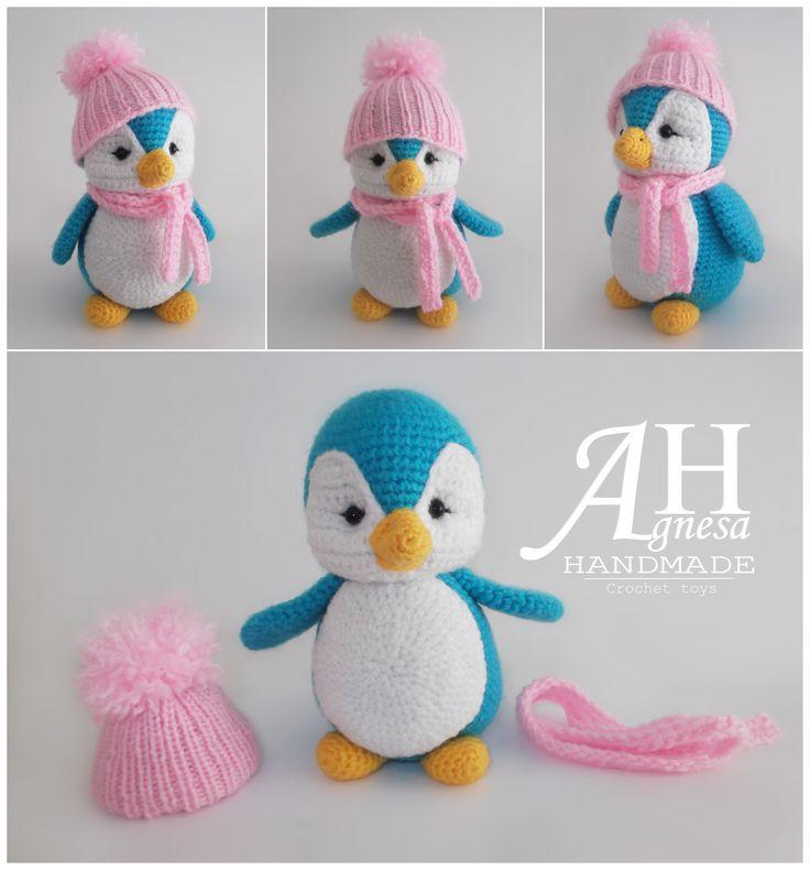 Crochet BABY Penguin