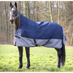Equi-Theme Tyrex 600D High Neck 150g Turnout Rug