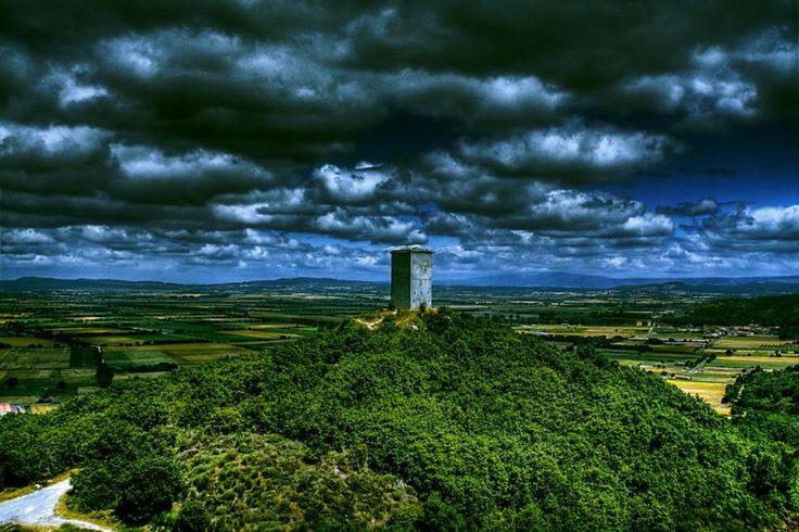 Turismo en Xinzo de Limia (Ourense). Monumento histórico, Torre da Pena