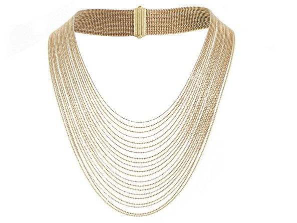 Carolina Bucci - Mirador 21 strand necklace