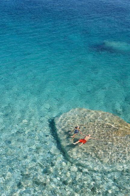 Want to swim here...Seychelles Beach