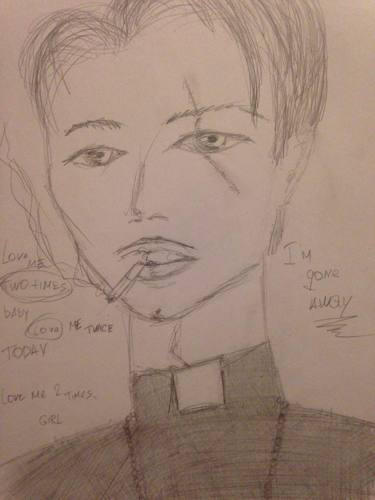 Грустненький священник