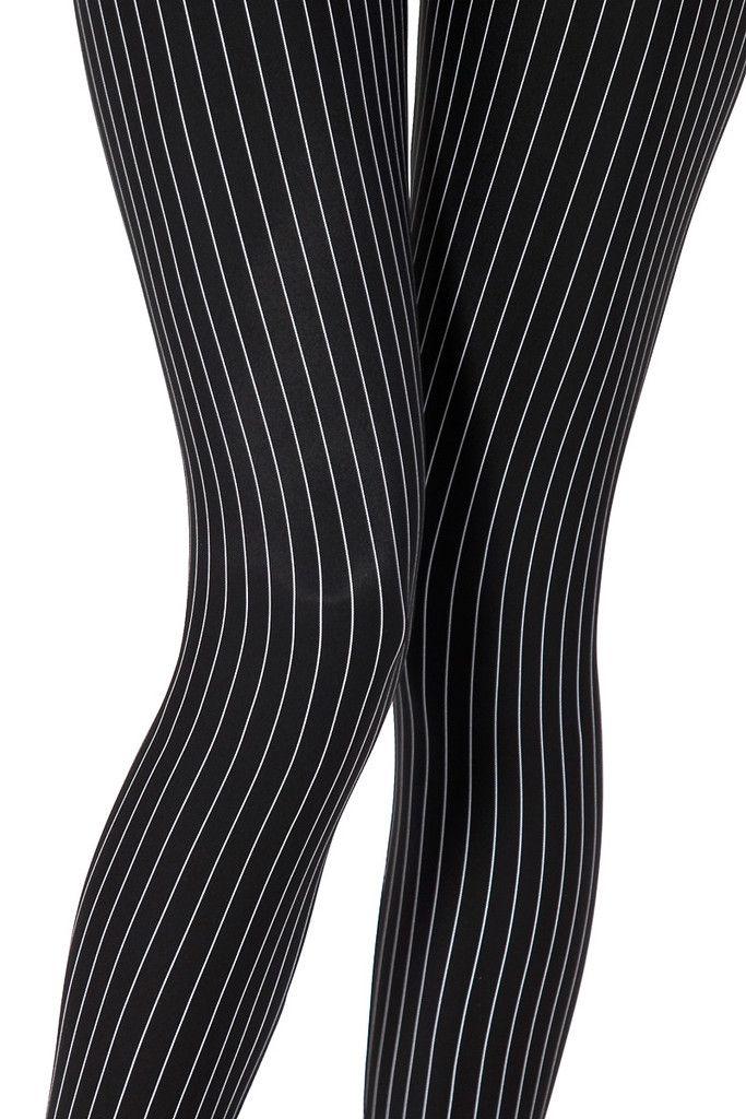 Mafia Black Leggings-for the workplace :) sz large