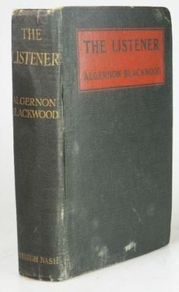 ALGERNON BLACKWOOD.TALES OF THE MYSTERIOUS AND MACABRE.H/B D/J 1969,23 TALES