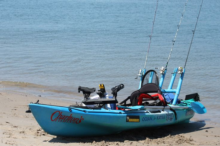 Setting up a fishing kayak some things to remember for Fishing canoe setup
