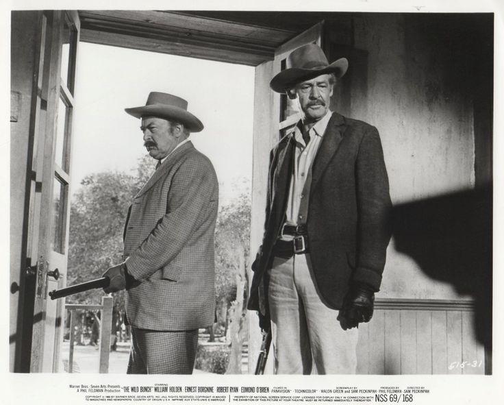 Sam Peckinpah | Re: La Horde sauvage - The Wild Bunch - 1969 - Sam Peckinpah