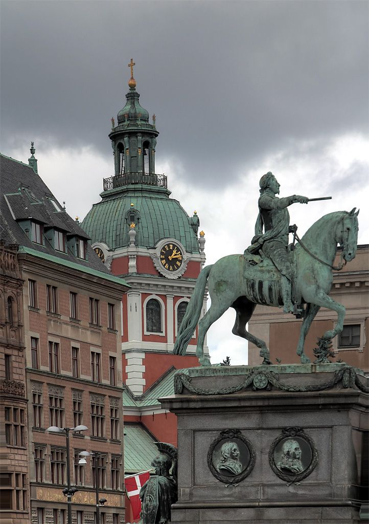 Stockholm   by fuerst