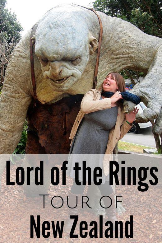 Lord of the Rings-Tour durch Neuseeland Sie möchten die Welt sehen und jemanden…
