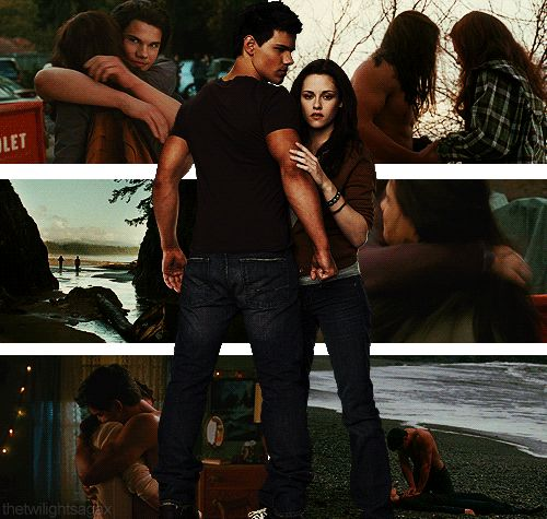 jacob and renesmee relationship problems