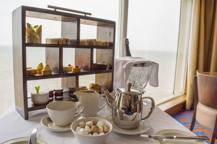 Afternoon Tea by the Sea! To book this for you and friends or just enquiry contact: sales@redcastlehotel.com
