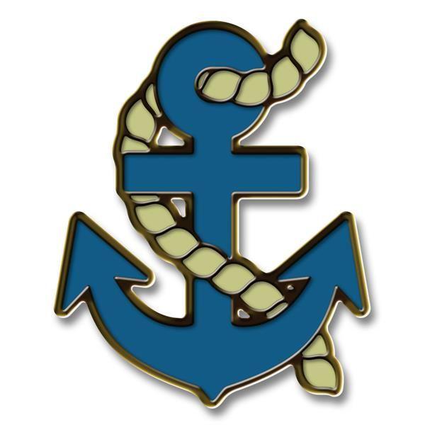 Костюм детский морской якорь