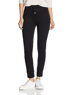 8 (Manufacturer Size: 36), Black (Noir), New Look Women's Tie Waist Detail Leggi