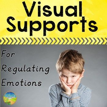 Visual supports are an important component in working with children who have behavioral and emotional challenges. This includes children with oppositional defiant disorder (ODD), anxiety disorders, attention deficit hyperactivity disorder (ADHD), autism, and more.