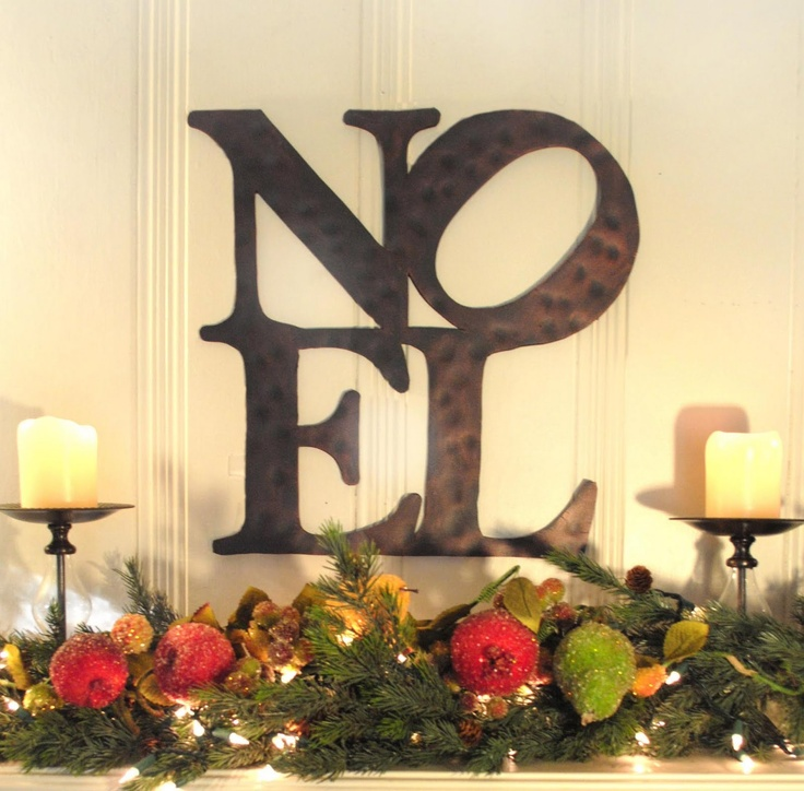 250 best Noel - My Last Name! images on Pinterest | Christmas deco ...