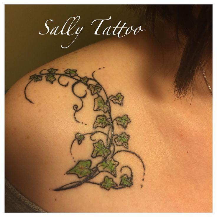 Tatuaggio edera.edera tattoo