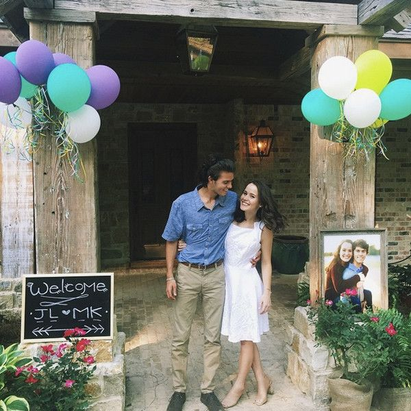 John Luke Robertson Is Married! Duck Dynasty Star Says I Do to Mary Kate McEacharn at Family Farm
