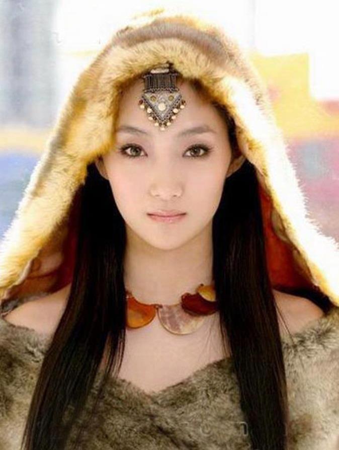 Yakutian woman.