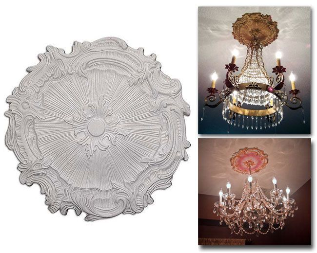 40 Best Ceiling Medallions Images On Pinterest