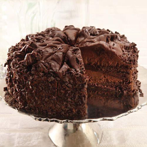 Sysco Chocolate Lava Cake