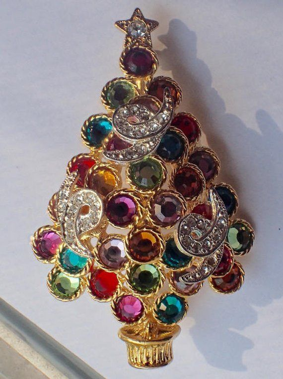 Swarovski Crystals in a Whirly Gig