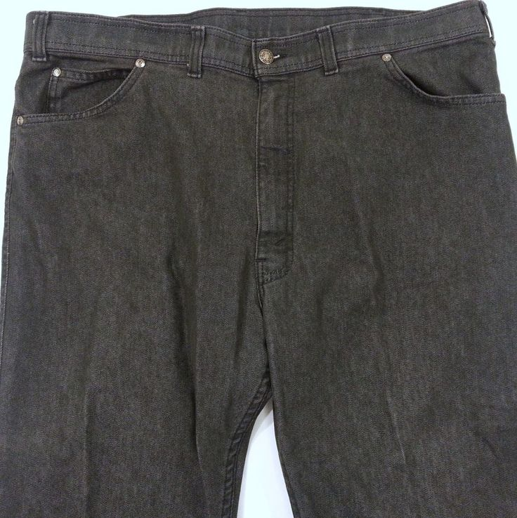 Vintage Calvin Klein Mens Jeans 40 x 36 Made In USA fLXybWE
