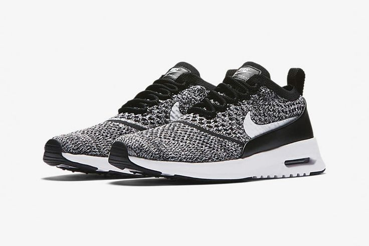 """Nike's Air Max Thea Ultra Gets Clad In """"Oreo"""" Flyknit"""