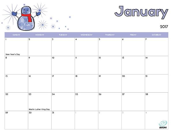 190 best Free, Cute & Crafty Printable Calendars images on Pinterest ...