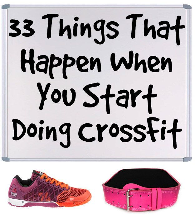 This Is Exactly What Happens When You Start Doing CrossFit – Debbie Beidelman