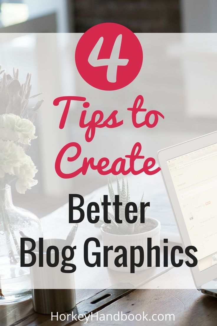How to Create Better Blog Graphics