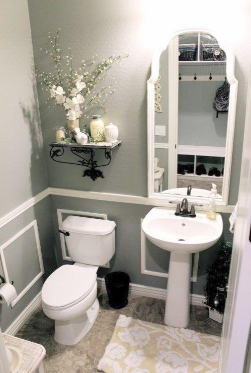 Bathroom Ideas Grey Decor Beige Walls