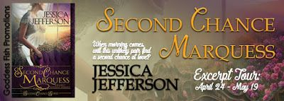 #newblogpost - Come check out Second Chance Marquess by Jessica Jefferson - @authorjessicaje - Book Tour & #giveaway on the blog today!! @goddessfish Fabulous and Brunette: Second Chance Marquess by Jessica Jefferson - Book...