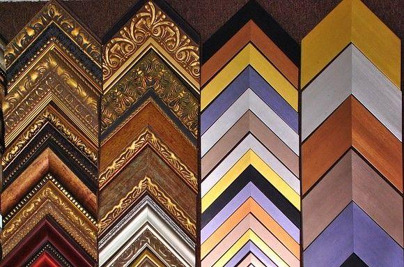 Molduras de madera para cuadros 580 383 - Molduras de madera para pared ...