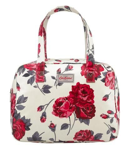 Cath Kidston Ardingly Rose large boxy bag