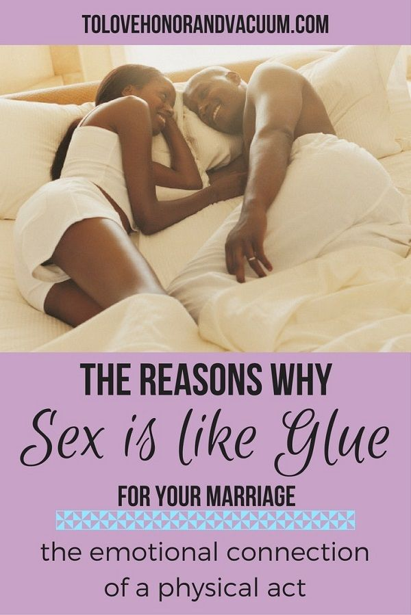 Sex is important in marriage--both science AND religion says it is. Here's why: