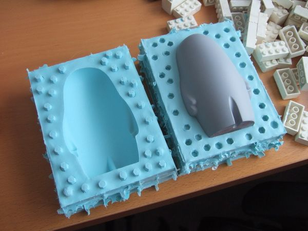 Guide – A Two Part Mould