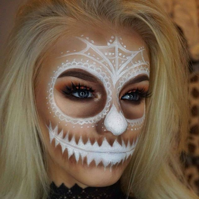 39 best † Halloween Makeup† images on Pinterest | Halloween ideas ...