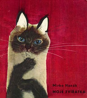 Siamese Cat    Mirko Hanak (From My Dear Little Animal).